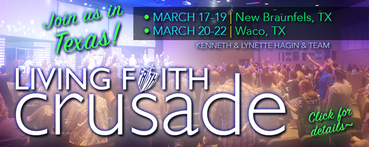 Living Faith Crusades MAR 2 2019